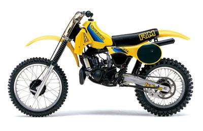1982 suzuki rm250 z 82 rm 250 specifications