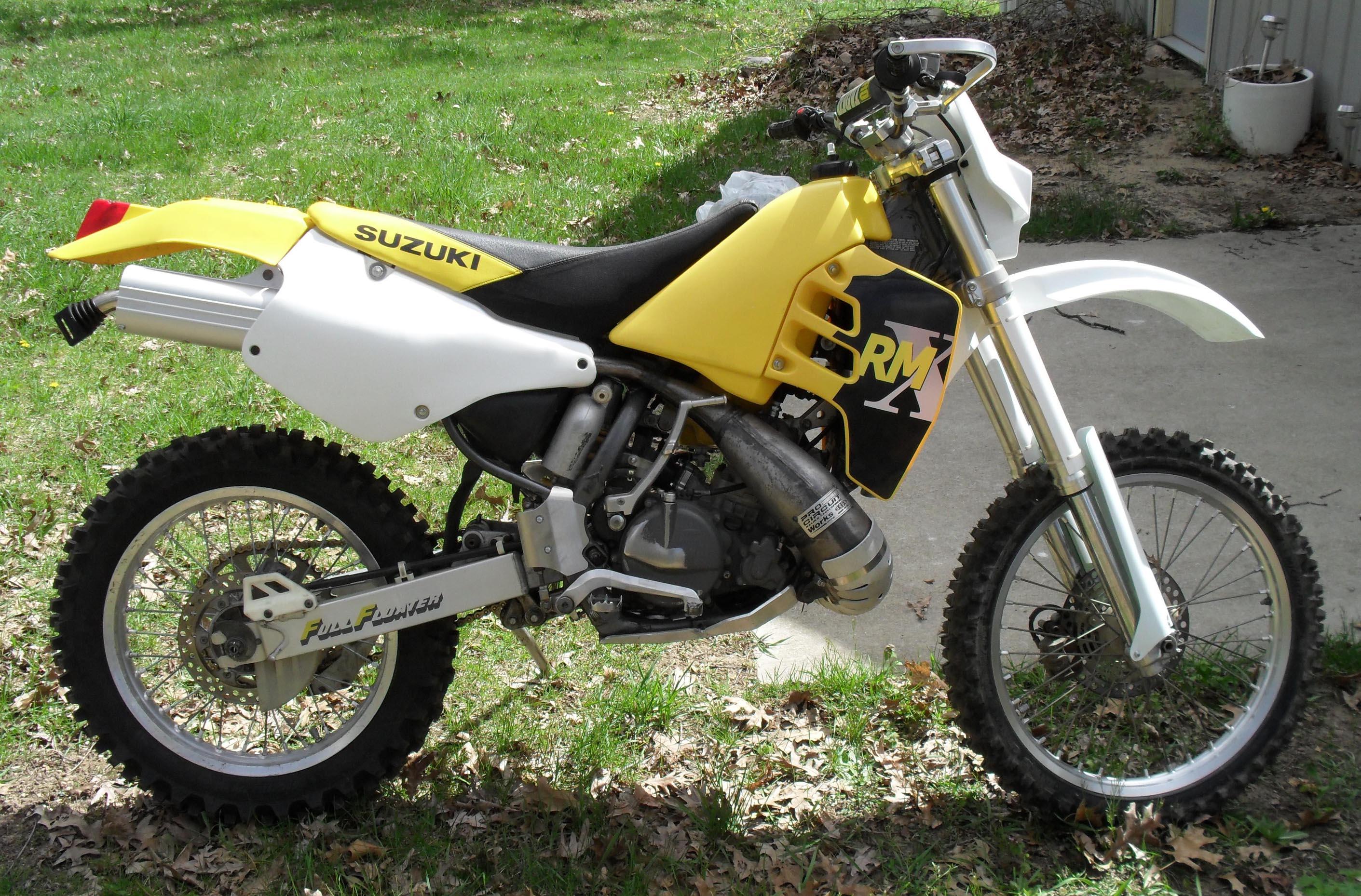 1995 Suzuki RMX250