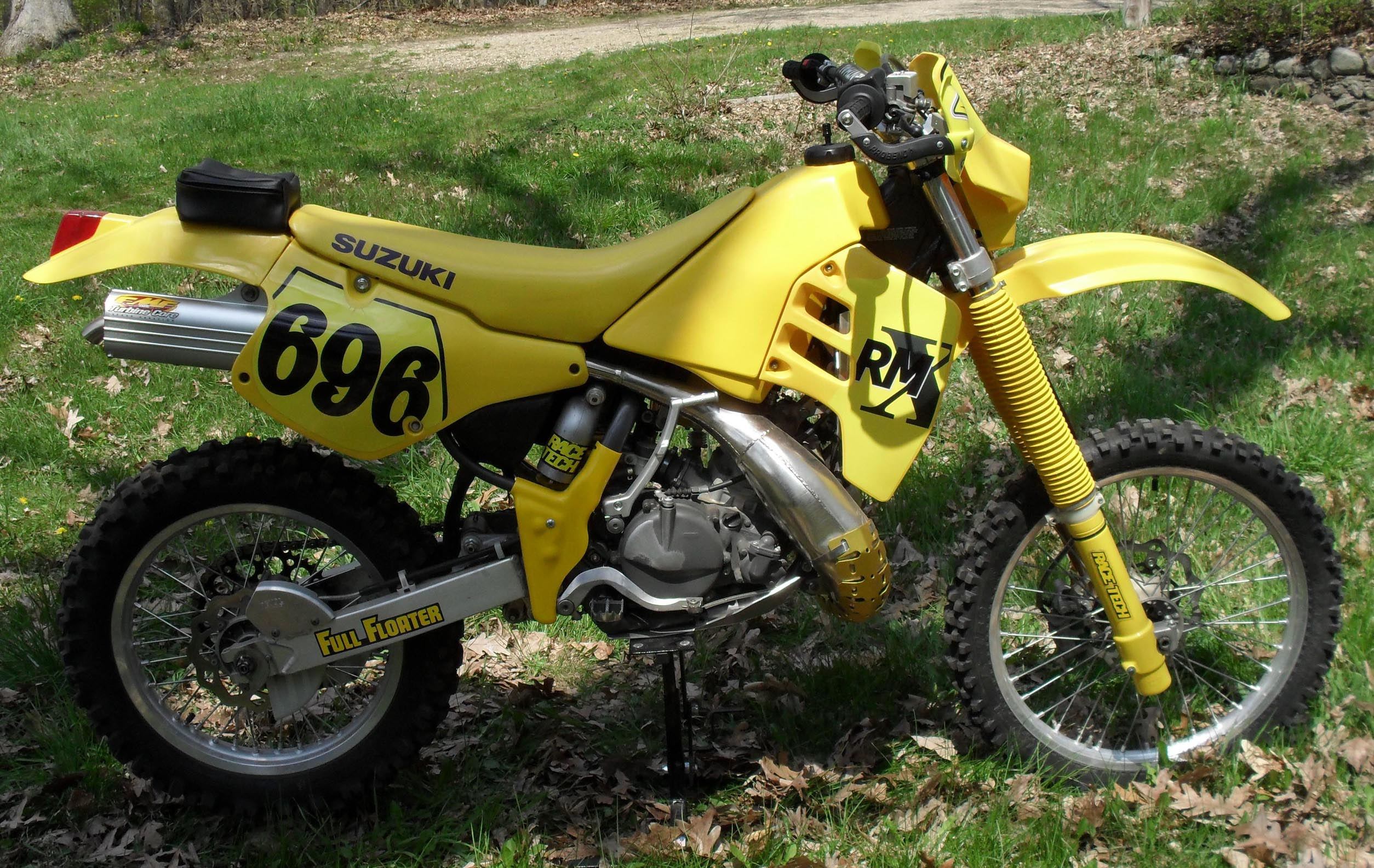 1996 suzuki rmx250 rmx 250 fullfloater com restoration