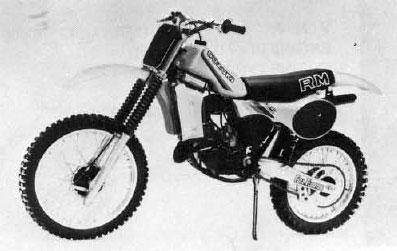 Suzuki Rm Fuel Ratio