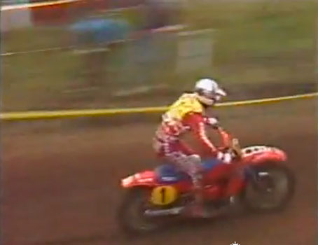 Hawkstone Motocross Grand Prix 1986
