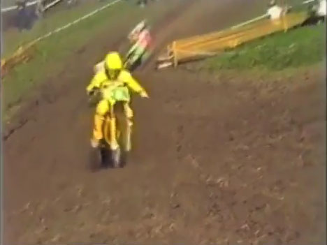 1982 MX Des Nations Switzerland - 250cc & 500cc Classes