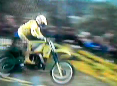 1984 British 250 Motocross GP