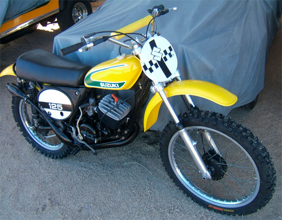 1974 TM125