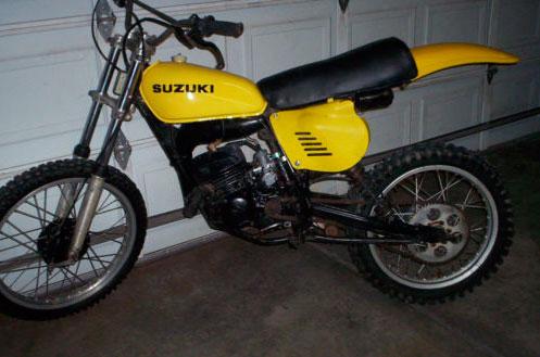 1976 Suzuki RM125