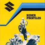 1981 Team Suzuki Rider Profiles