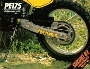1982 Suzuki PE175