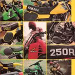 Cycle Guide 250 shootout – May 1982