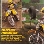 Cycle World Test – July 1982