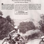 Motocross Magazine – 1982 Bikes of the Year – Nov 1982