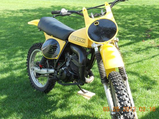 1978 Suzuki RM125