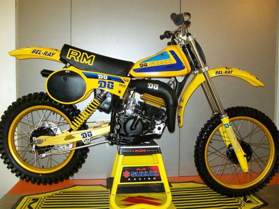 1980 suzuki rm125