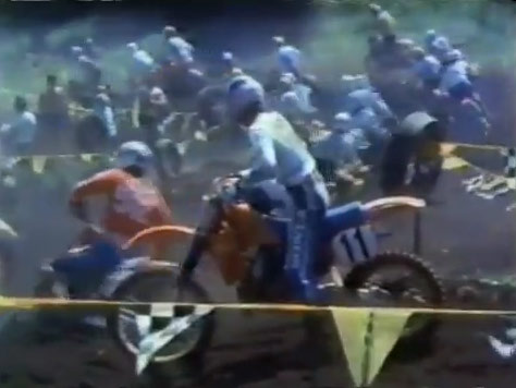 1983 Outdoor National Motocross Season Review
