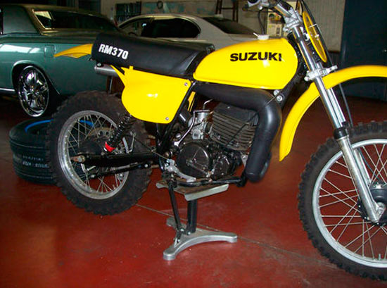 1977 Suzuki RM370 for sale