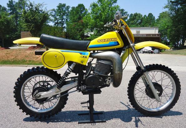 1979 Suzuki RM400