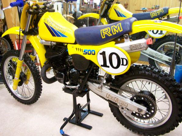 1983 Suzuki RM500D