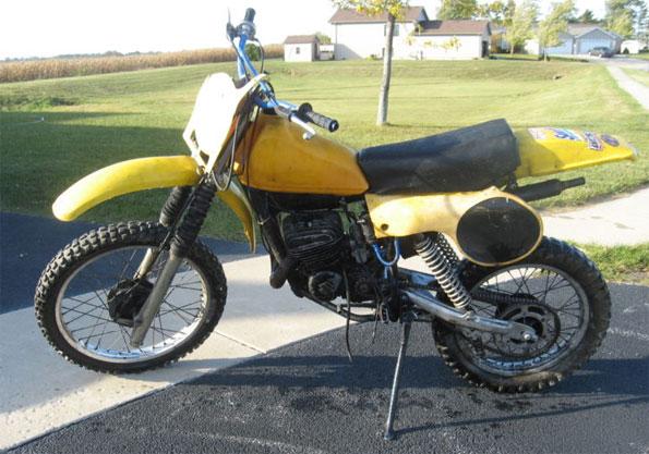 1979 Suzuki RM370