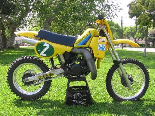 1982 RH82 SUZUKI