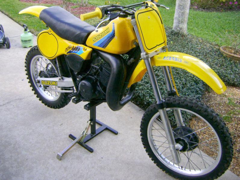 1982 Suzuki RM465