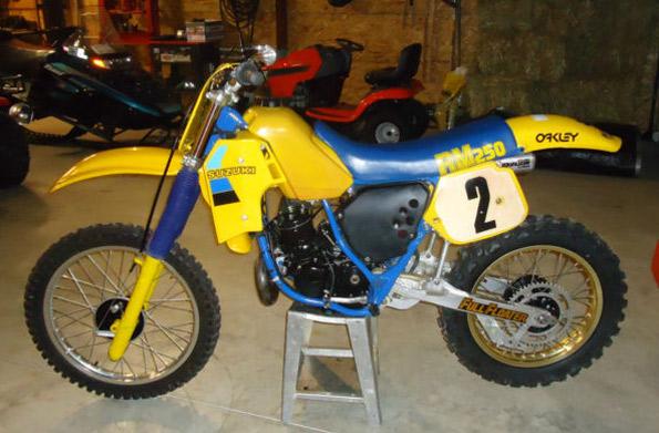 Limited-build-Factory-1984-Suzuki-RM250