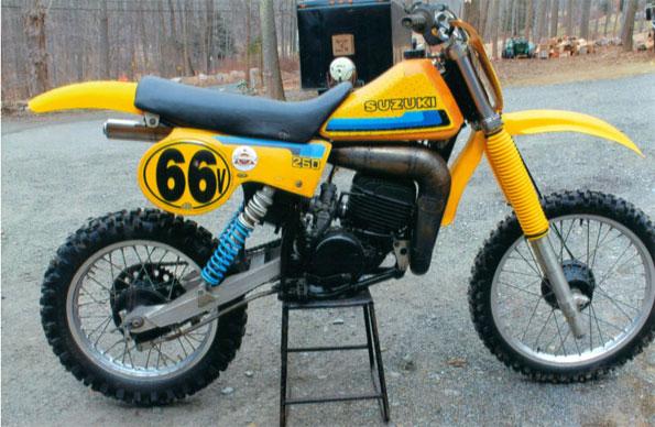 1980-Suzuki-RM250