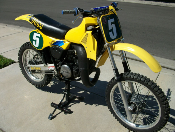 1982-Suzuki-RM250---Temecula