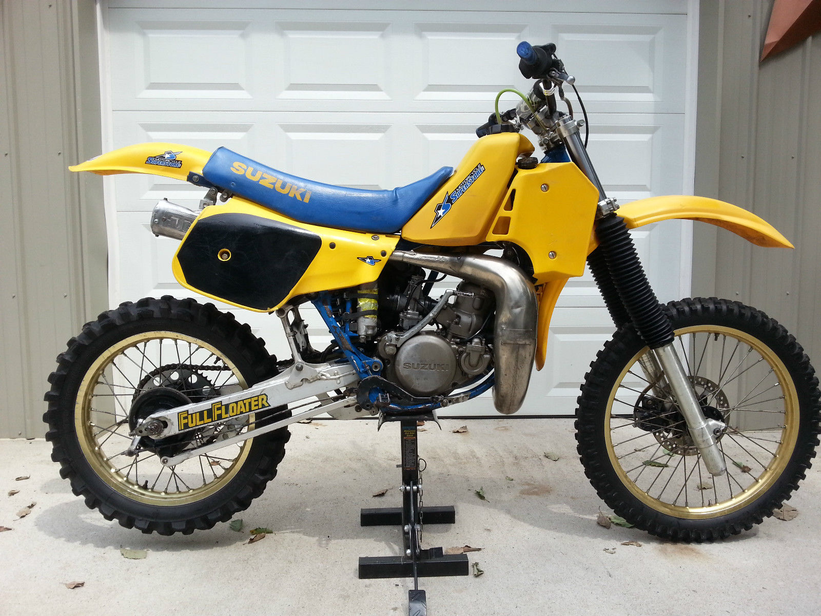 Suzuki Rm  Stroke For Sale
