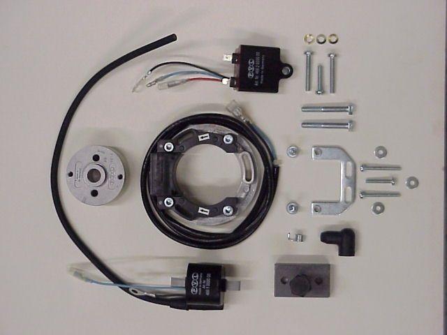 Pvl Racing Analog Ignition System Stator Suzuki 80 82