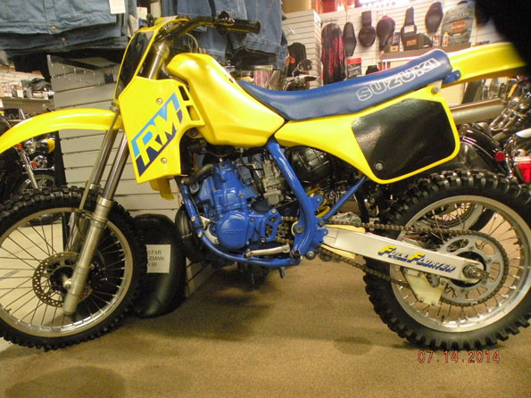 Suzuki Rm Carb