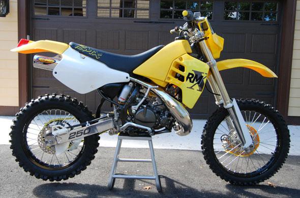 1993 rmx250