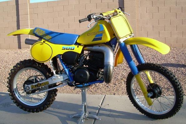 Ebay Suzuki Rm  For Sale