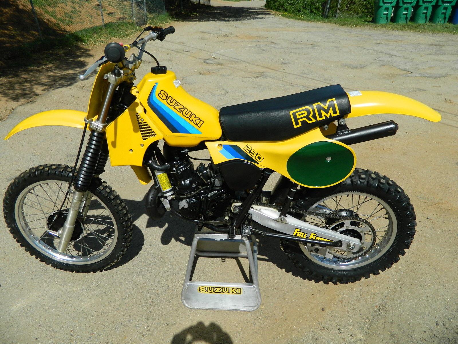Suzuki Rm  For Sale Ebay