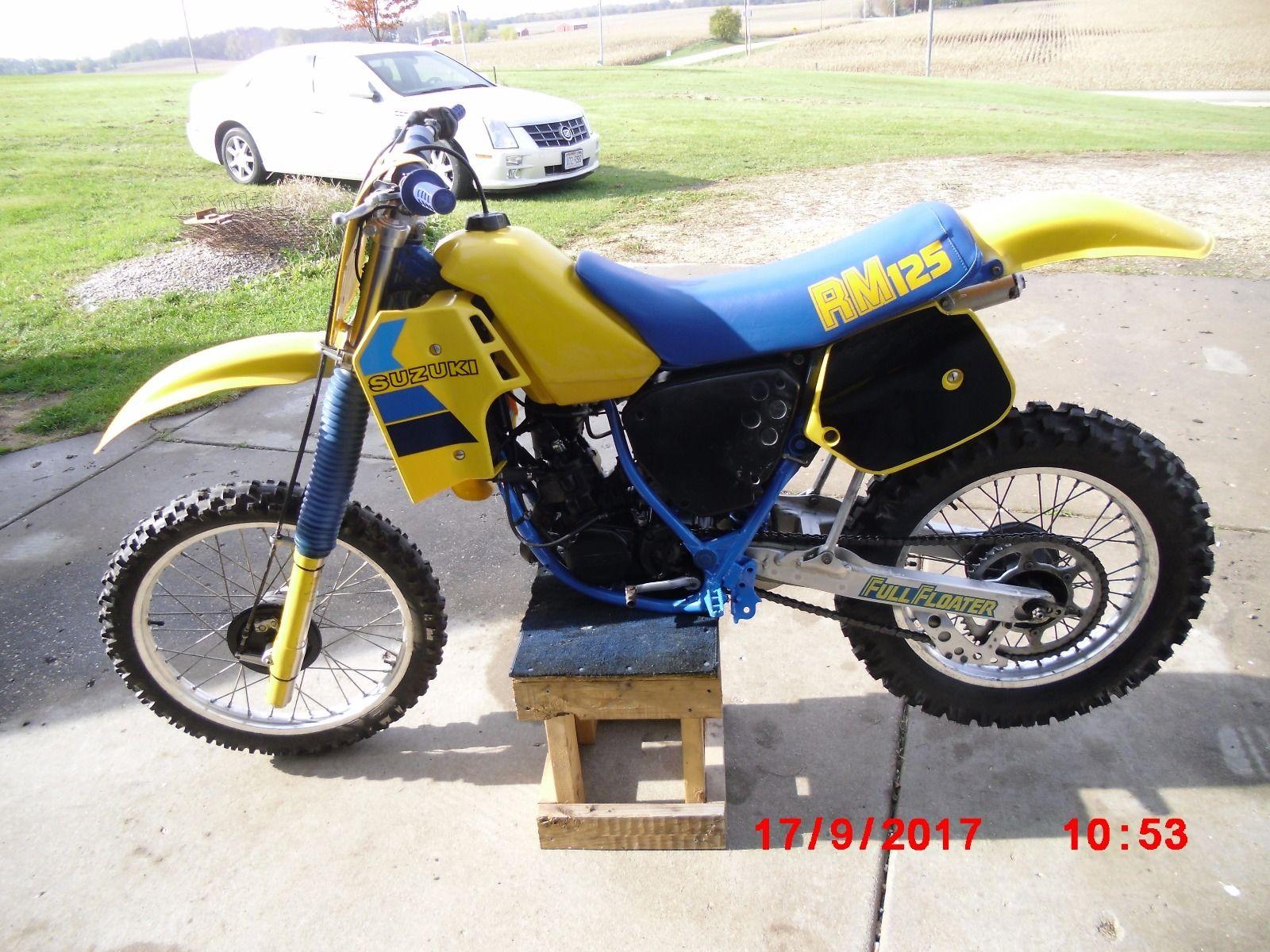 Suzuki Rm  Horsepower
